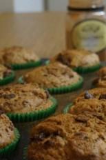 Muffin canela