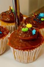 Cupcake de Paçoquinha!!