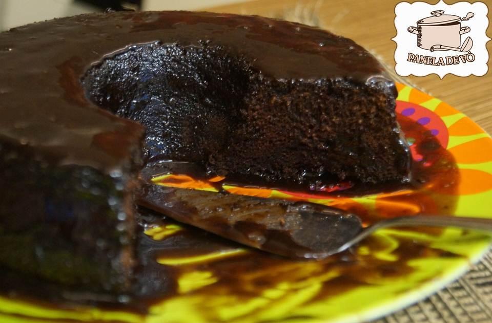Bolo de chocolate SGSL