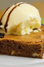 Brownie de chocolate!