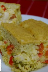 Torta de Palmito de Liquidificador Sem Glúten e Sem Lactose!